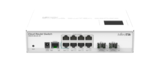 MikroTIk RouterBoard CRS210-8G-2S+IN front