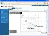 Ruckus Wireless ZoneDirector 1200 software mapping