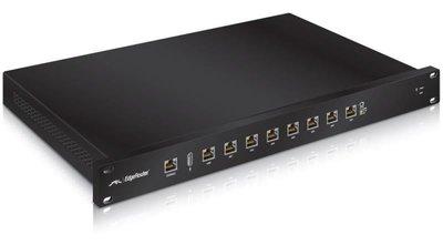 Ubiquiti EdgeRouter ER-8, 8 Ports, Gigabit Ethernet met Rack Mount