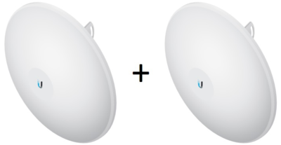 Ubiquiti Networks PowerBeam M5 - PBE-M5AC-500 LINK-SET