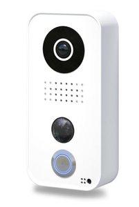 DOORBIRD IP Video Door Station D101 (Wit)