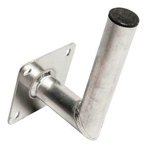 Aluminium muurbeugel L-vorm 150/50 mm