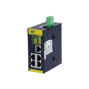 KTI Solutions KS3000 (Industriële unmanaged switch 10/100 Mbps)
