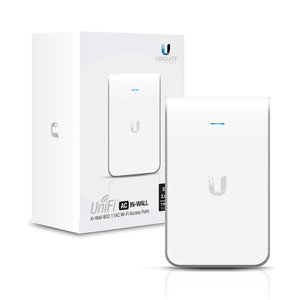 Ubiquiti UniFi - 802.11AC Dual-Radio AccessPoint In-Wall, UAP-AC-IW
