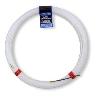 Perlon trekveer - nylon, 4 mm extra sterk - 30 m