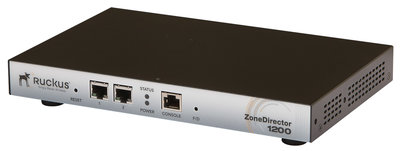 Ruckus Wireless ZoneDirector 1200 front