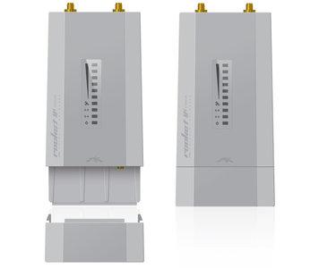 RocketM5 Titanium RM5-Ti Powerful 2x2 MIMO BaseStation