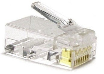 CAT5e Connector RJ45 - Unshielded 10 stuks