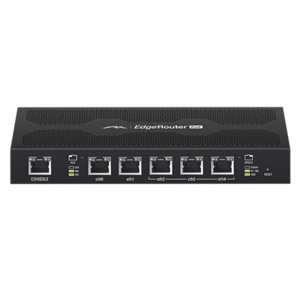 Ubiquiti EdgeRouter PoE - 5-Port