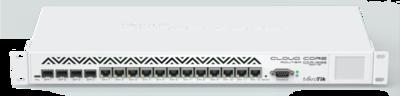 MikroTik RouterBOARD CCR1036-12G-4S-EM Cloud Core Router