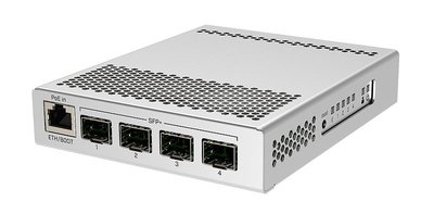 MikroTik CRS305-1G-4S+IN - Cloud Router Switch 305-1G-4S+IN -800 MHz - 10Gbit