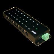 ALFA APoE08G - 8-Port Passive Gigabit PoE Injector
