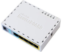 MikroTik RouterBOARD 750UP Level 4 400 MHz